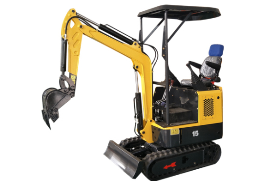 YX-15小型田园农用挖掘机