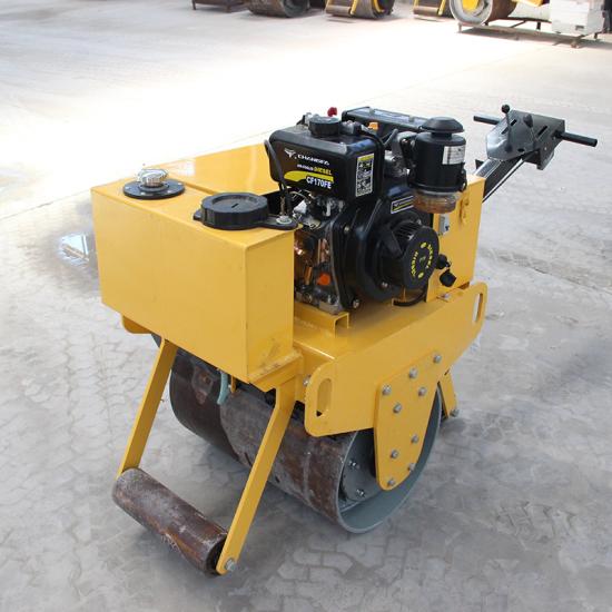 YX-60C手扶式单钢轮压路机柴油款
