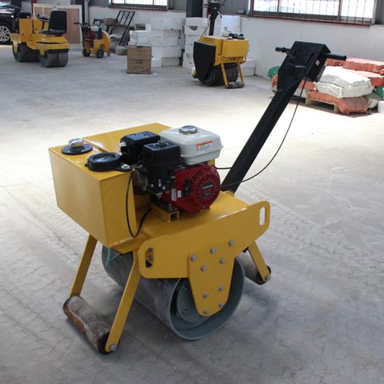 YX-60Q手扶式单钢轮压路机汽油款