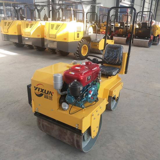 YX-X1000C小座驾压路机+柴油水冷